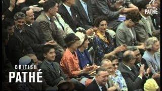 Wimbledon Finals - Mens Final - Technicolor (1963)