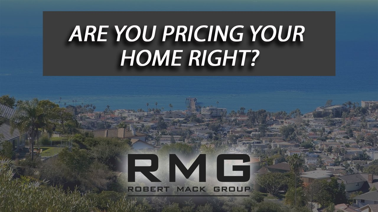 Why You Need to Price Your Home to Sell in Our Market