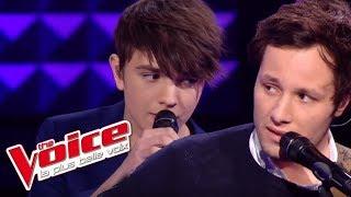 The Voice 2016 | Antoine et Vianney - Pas là (Vianney) | Finale