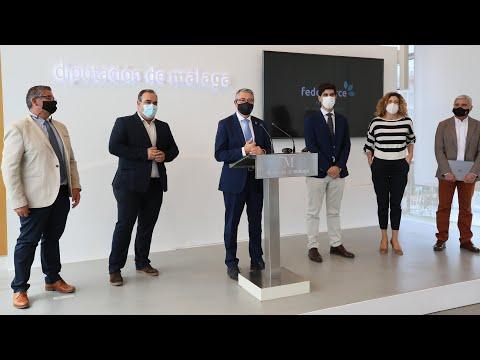 Presentación de una app de Fedelhorce para fomentar el comercio local