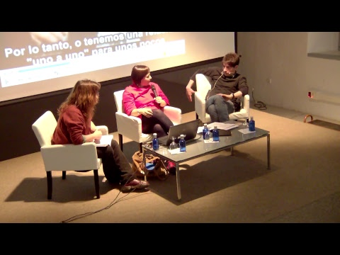 """""""La literatura de ciencia ficción y la mirada contemporánea"""" Laura Fernández y Juan Carlos Ortega"""
