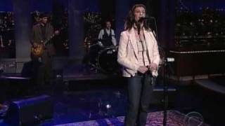 Alanis Morissette Live on Letterman