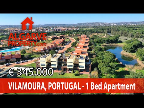 Vilamoura - Luxueux appartement d'1 chambre dans le Resort l'ORANGERIE
