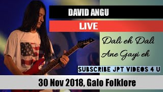 Galo folksong /By Takar Nabam and David Angu/ Arunachal lit fest 2018