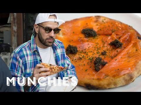 The Pizza Show: Los Angeles