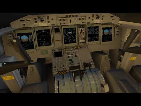 X-plane Dash 8 takeoff from Athens - смотреть онлайн на Hah Life