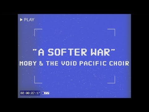 A Softer War Performance Video [Feat. The Void Pacific Choir]