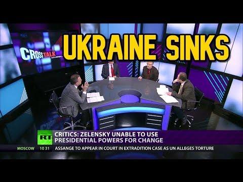 Crosstalk Bullhorns: Ukraine sinks