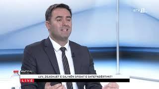 Debat - LVV , Zgjedhjet e saj nën sfidat e shtetndërtimit ! 17.11.2020
