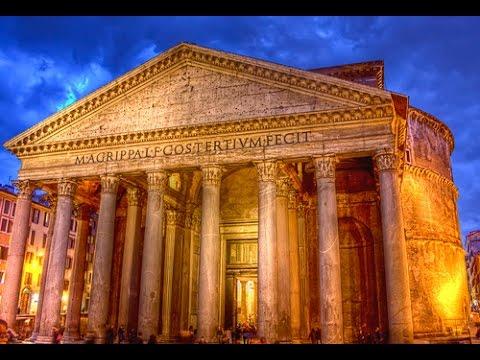 Италия. Рим. Пантеон Храм всех Богов - 2