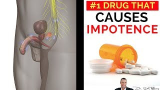 👉 #1 Most Popular Prescription Drug That Causes Erectile Dysfunction & Impotence
