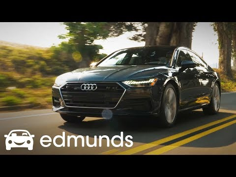 Does the 2019 Audi A7 Have the Edge on the A6? | Edmunds