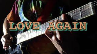 Daniel Caesar & Brandy   Love Again   Guitar Loop Cover