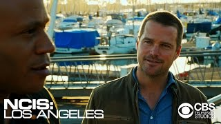 Chris O'Donnell Dirige Seal hunter behind-the-scenes