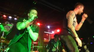 From Ashes To New/ Same Old Story/ Machine Shop/ Flint, MI/11 6 2015