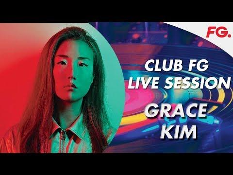 GRACE KIM | CLUB FG | LIVE DJ MIX | RADIO FG