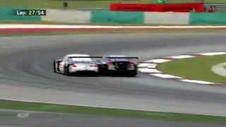 BEST OVERTAKES SUPER GT 2013 [HD]
