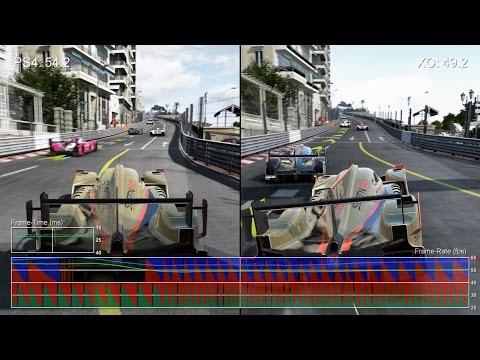 Test frameratu u Project Cars