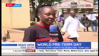 Kenya joins World in celebrating World Pre-term day for pregnant mothers