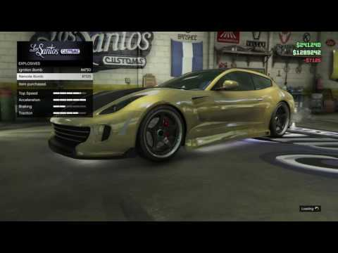 GTA 5 Online - (This Vehicle Cannot Be Modified) Problem Fixed