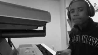 """Play Along with Chantae Cann featuring Snarky Puppy """"Da Da'N Da on Piano Brendon Davis"""