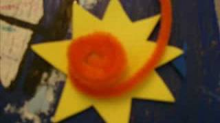 Christian Preschool Crafts: Creation Collage