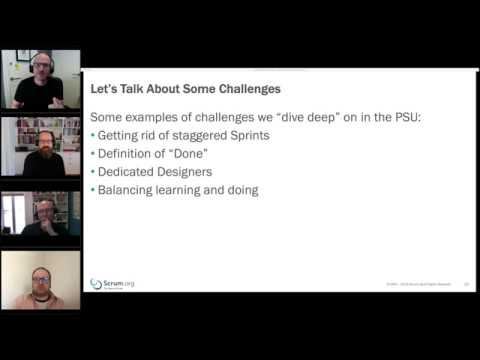 Intro to Professional Scrum with User Experience PSU Training ...