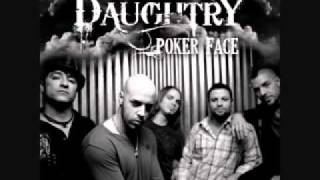 Daughtry - Poker Face (acoustic) HQ.mp4