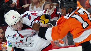 Top 10 NHL fights of all time | NBC Sports