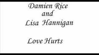 Love Hurts - Damien Rice & Lisa Hannigan
