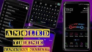 DNA TEKKEN RECREATION UX BETA Samsung Theme apk android - hmong video