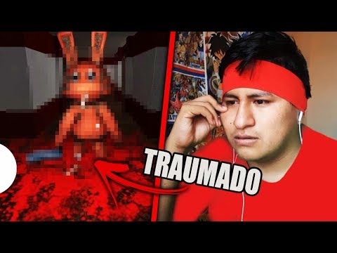 EL CONEJO DE EVIL NUN ME *TR4UM0* FINAL MALO|Sugar The Evil Rabbit