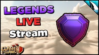Live Legend Attacks - Farming Update