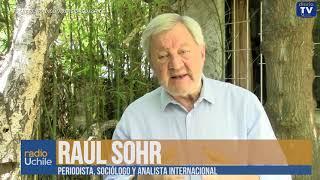 Raúl Sohr: Yo creo en Radio U. de Chile