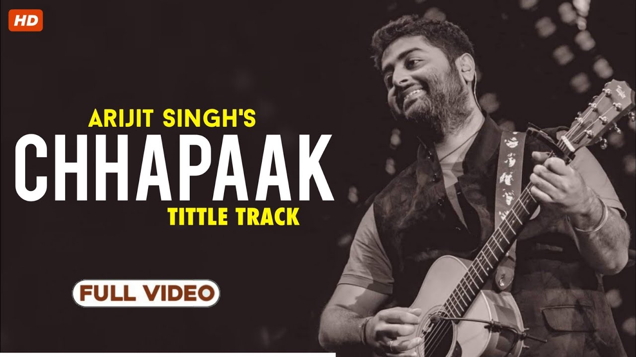 Chhapaak Hindi lyrics