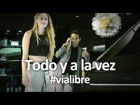 ALDO NAREJOS - TODO Y A LA VEZ (Videoclip)