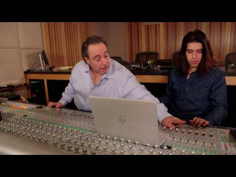 Mozart in the Jungle Sound Mixing Process