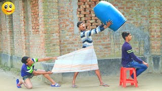 Indian New funny Video😄-😅Hindi Comedy Videos 2020-Episode--90--Indian Fun || ME Tv