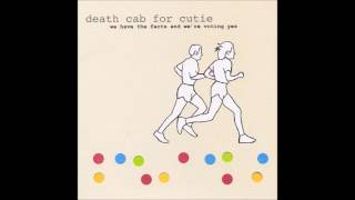 Death Cab For Cutie - Scientist Studies