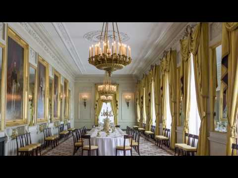 Öffnung Palast Noordeinde und Königlichen Stallungen - DenHaag.com