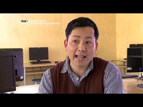 VTV7 | Đổi mới sáng tạo | Số 23: Học môn công nghệ sáng tạo tại trường Thực Nghiệm