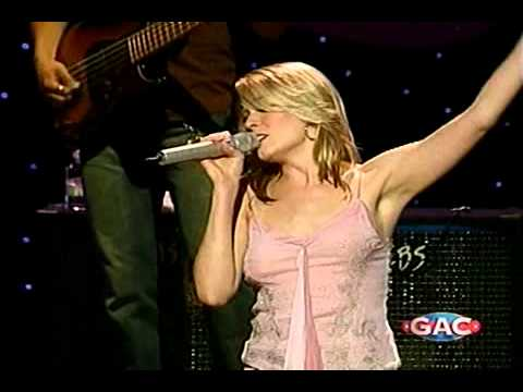 LeAnn Rimes - One Way Ticket (Because I Can) [Live]