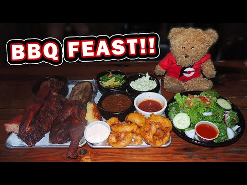 , title : 'Peeper's Smoked BBQ Challenge w/ Ribs, Chicken, Brisket, and MORE!!