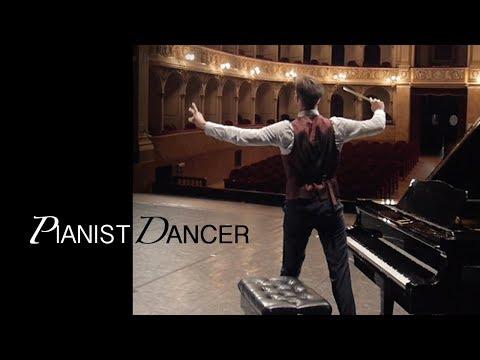 THE PIANIST DANCER | Patrizio Ratto (видео)