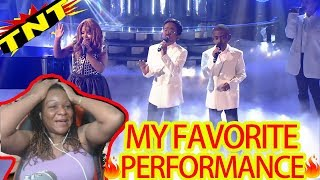 YFSFK Kids 2018 TNT Boys as Mariah Carey & Boyz II Men | One Sweet Day | REACTION