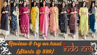 Latest Kurta Sets Collection Starts @599/-