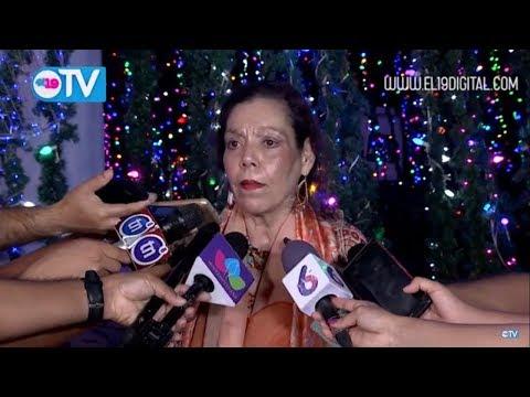 Compañera Rosario Murillo: Aquí nos ilumina un sol que no declina y es el sol de las nuevas victorias