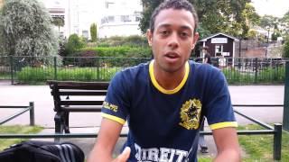 preview picture of video 'Diário de Intercâmbio (Bournemouth - U.K) - Imigração #02'