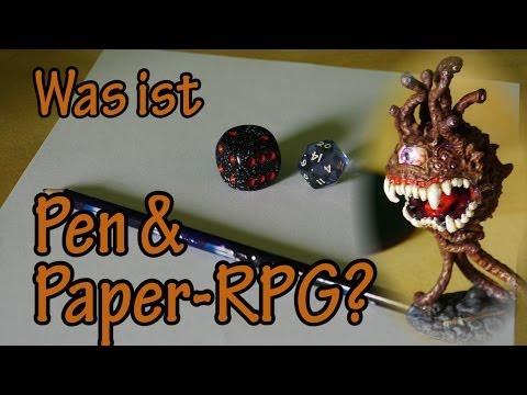 Pen and Paper Rollenspiel: Was ist das? Ein Crash-Kurs für Einsteiger