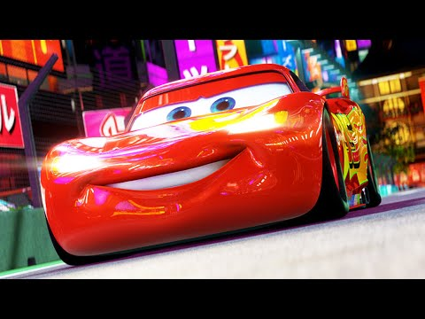 CARS 2 All Trailers (2011)